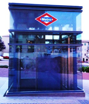 Metro Entry