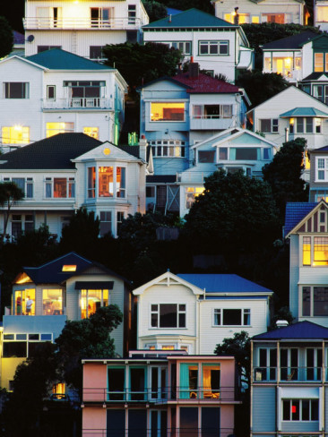 Oriental Bay Bungalows